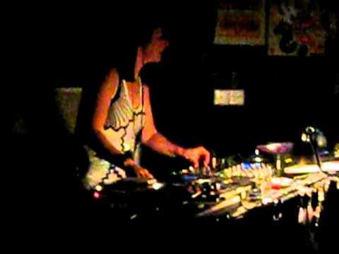 Female DJ: at Shelter in Shanghai.