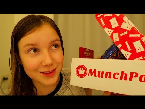 ASMR: trying snacks from all over the world!