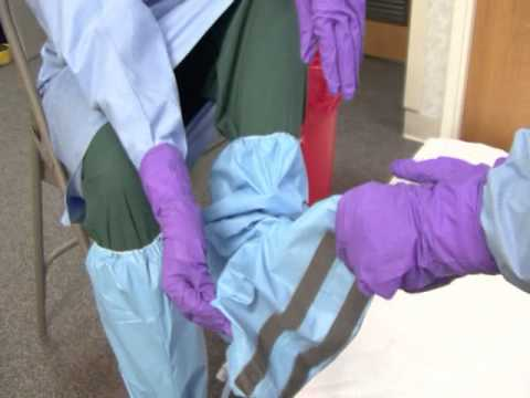 UHS Clinic PPE Training