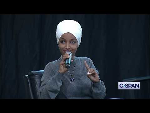 """Rep. Ilhan Omar """"Quite Disgusted"""" by Questioning of Her Patriotism (C-SPAN)"""
