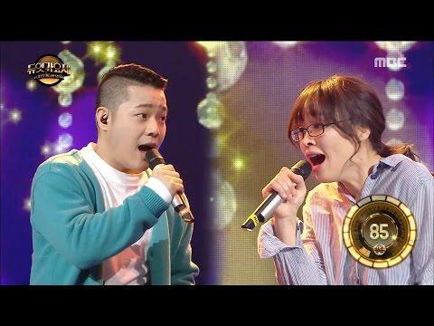 [Duet song festival] 듀엣가요제 - Bong9 & Gwon Seeun,