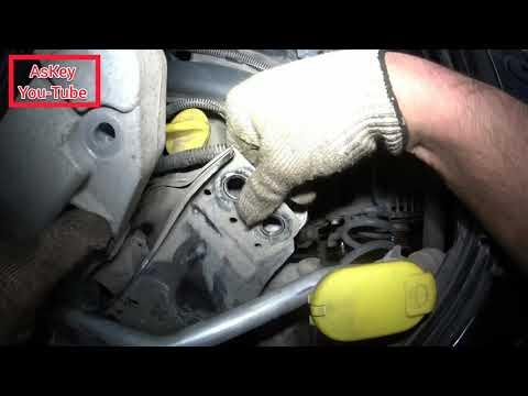 ✅✌🎥🛠👍  Замена ремня ГРМ. Рено Меган 2. замена грм рено. #Renault #MeganeII #ГРМ