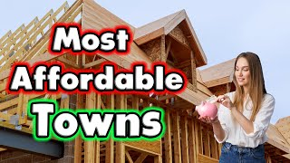 Top 10 Most Affordable Towns in America.