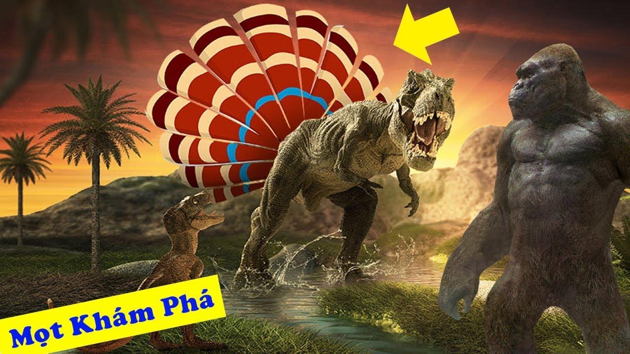 8 Bí Mật Về Khủng Long Bạo Chúa T-rex Mà Các Nhà Khoa Học Đã Giấu Kín