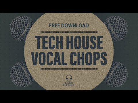 Tech House Vocal Chops FREE DOWNLOAD - YouTube