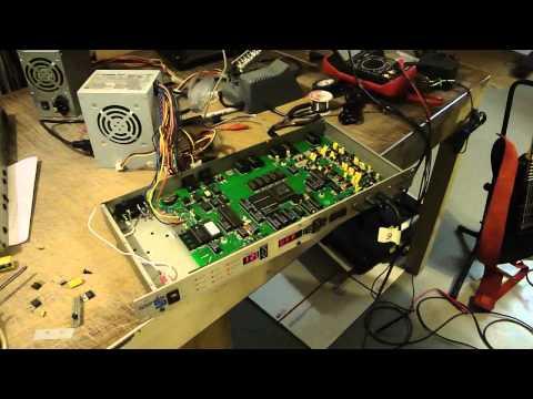 Digitech GSP5 Guitar FX Processor Repair Power