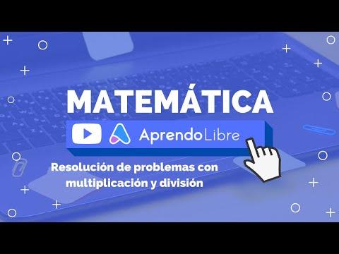 matemÁtica-|-resolución-de-problemas-con-multiplicación-y-división-|-5º-básico-(10-11años)