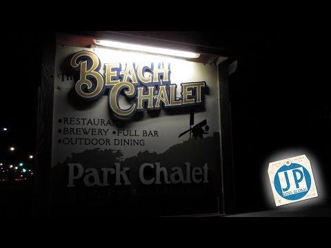 Dinner at Beach Chalet // 17 Days Til Travel // Daily Vlog