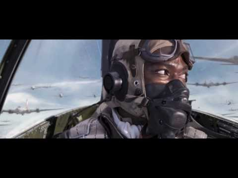 Red Tails Dogfight music video