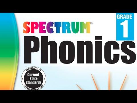 spectrum-workbooks- -homeschool-curriculum- -phonics-grade-1-preview
