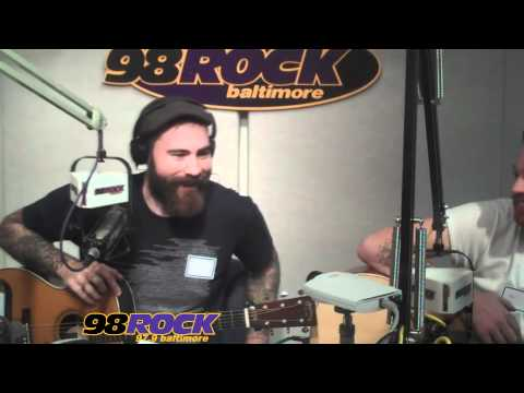 Four Year Strong interview on 98Rock Baltimore
