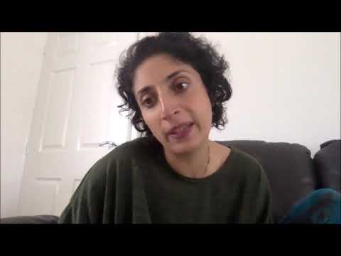 Dina Aherne in conversations with Dr. Rupa Shah Part 2