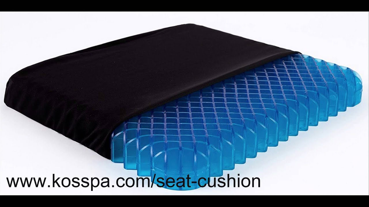 Best Car Seat Cushion Review - YouTube