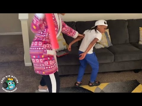 Download KD Gets A Whooping For Not Going to School (Skit Series)