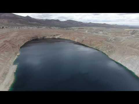 Anaconda Copper Mine - Yerington Nevada