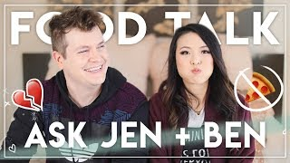 ASK JEN & BEN || Ep. 5 Food Conflicts