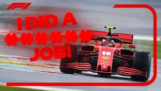 'Ice Driving', Hamilton's Title Win And The Best Team Radio | 2020 Turkish Grand Prix