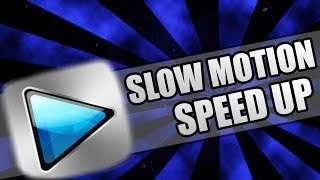 How To: Slow Motion & Speed Up A Clip In Sony Vegas Pro 11, 12 & 13