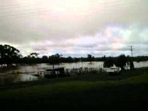Warwick Queensland Flood January 2013 Part 2