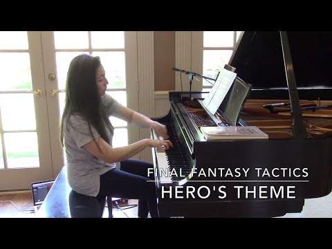 Hero's Theme - Final Fantasy Tactics (piano Arrangement Based On An Arr. By Jordan Chin)