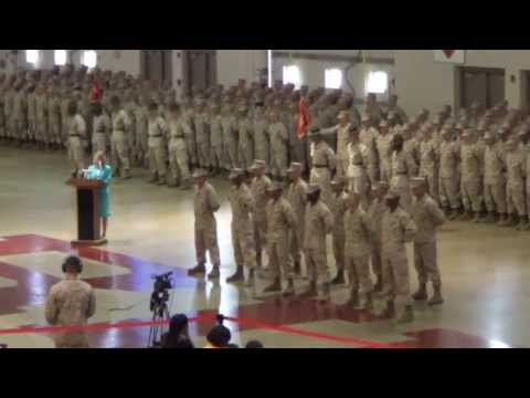 Liberty And Naturalization Ceremony @ Parris Island, S.C., 5/2/13