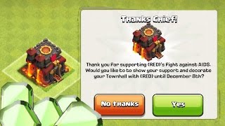 NEW UPDATE! | Buying Clash Of Clans Product Red 2014 Update GEMS