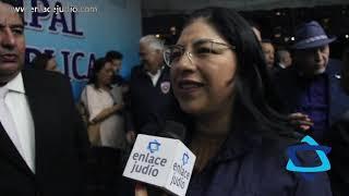 El Mensaje De Maribel Cervantes, Secretaria De Seguridad Del Estado De México A La Comunidad Judía