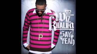 Wiz Khalifa - Say Yeah (Official Audio)