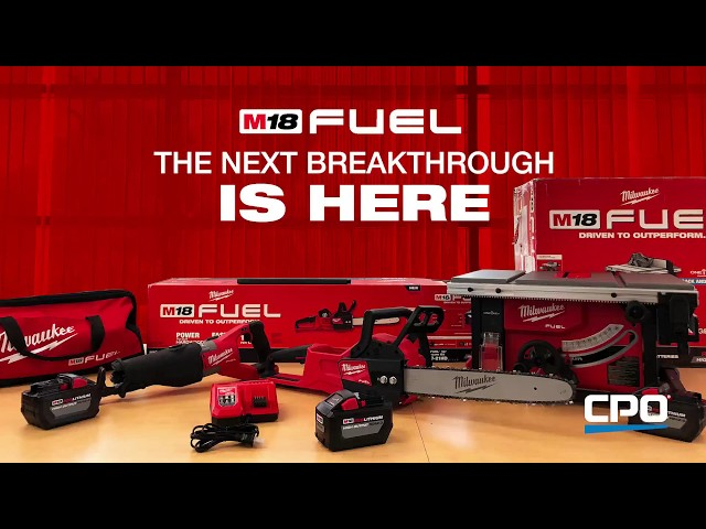 Brand New Milwaukee M18 FUEL Tools in Action