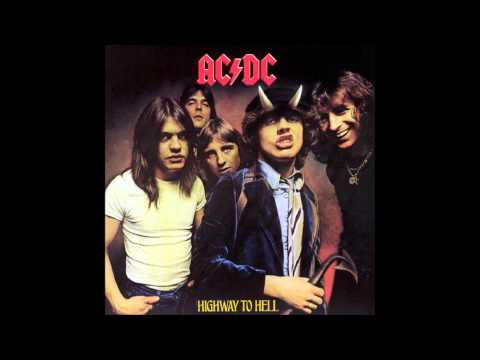 AC/DC - Highway to Hell - Shot Down in Flames HD