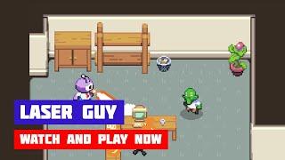 Laser Guy · Game · Gameplay