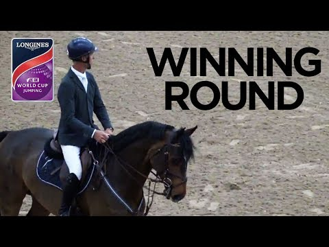 Richard Spooner Jumps to Victory in Las Vegas | Longines FEI World Cup Jumping  (NAL)