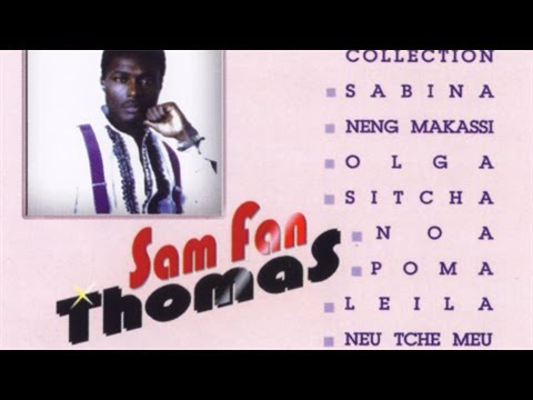 Sam Fan Thomas - African Typic Collection