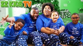 What Did ZZ Kids Get for Christmas? (Christmas Morning Special Opening Presents 2018)