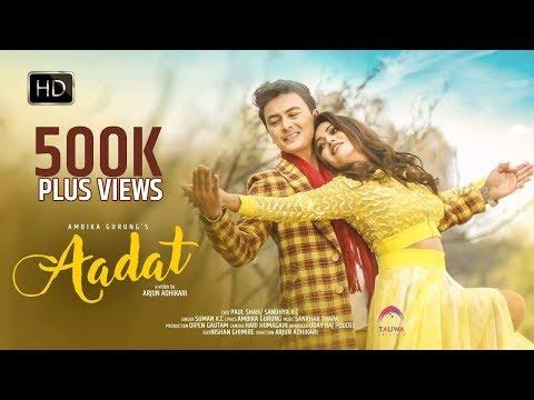 Aadat – New Suman kc ft. Paul Shah / Sandhya Kc New Nepali Love Song 2018 mp3 letöltés