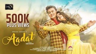 Aadat - New Official Music Video | Suman kc ft. Paul Shah / Sandhya Kc | New Nepali Love Song 2018