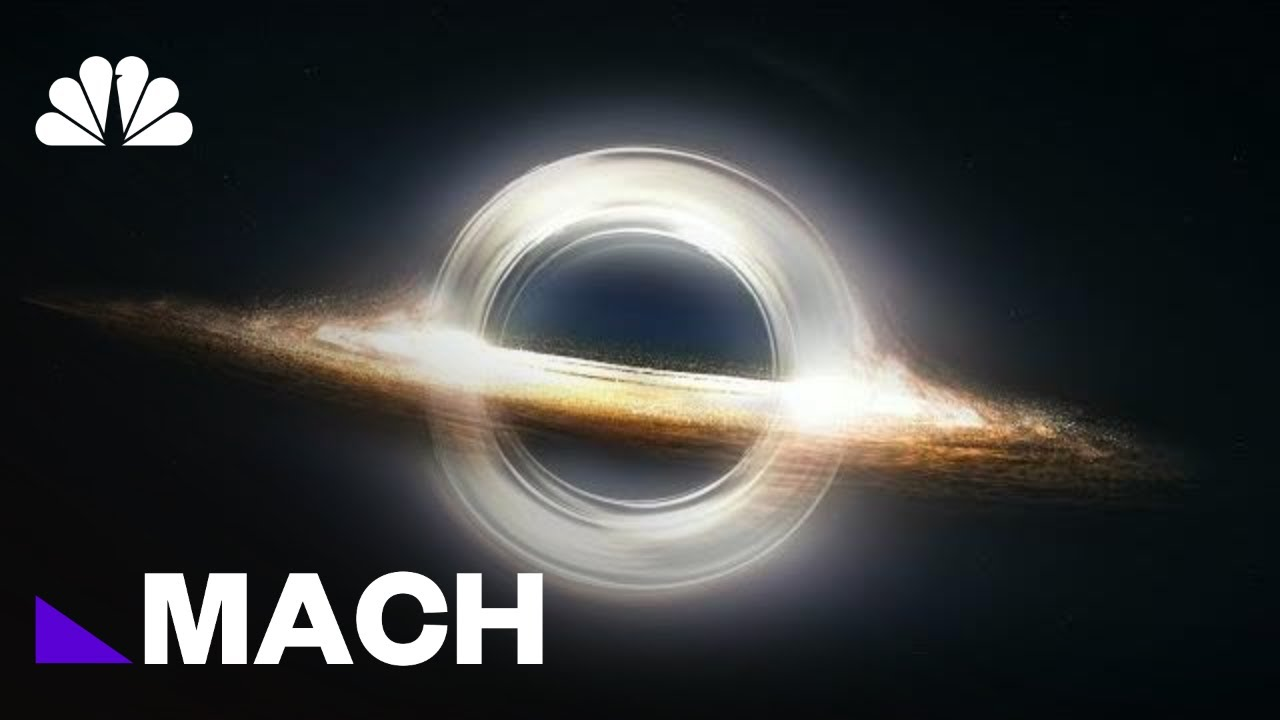 Super-Detailed Black Hole Simulations Solved A Longstanding Mystery | Mach | NBC News