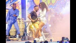 Lulu Diva Akubali Mahari ya Rich Mavoko Jukwaani Tigo Fiesta Arusha