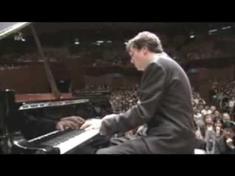 Schumann Presto Passionato, Eric Le Sage, piano