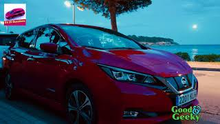 First Impressions Nissan Leaf 2018 in Catalonia   Electric Car