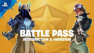 Fortnite - Season 7 Battle Pass Overview | PS4