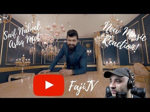 Download Saif Nabeel - Ashq Mot    | سيف نبيل - عشك موت - الكليب الرسمي | REACTION/REVIEW Mp4 baru