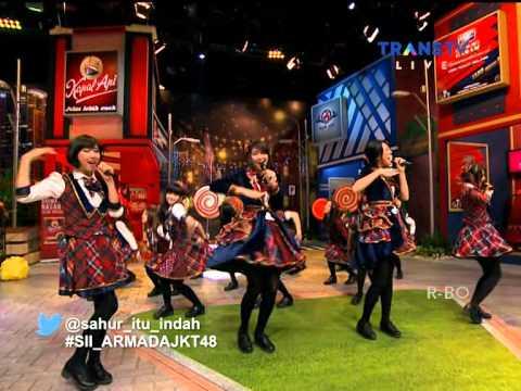 JKT48 - Pareo adalah Emerald @ Sahur Itu Indah