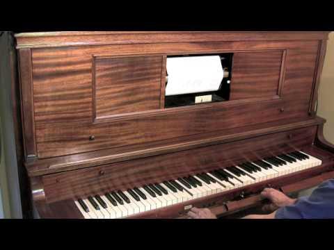 Nola - piano roll