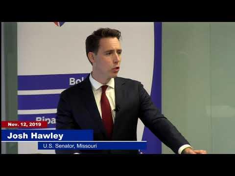 Senator Josh Hawley: