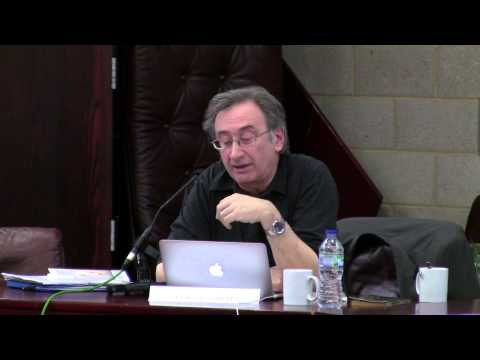 George Szirtes gives the closing provocation at Worlds Literature Festival 2012