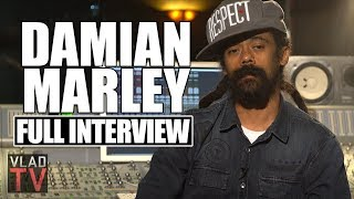 Damian Marley on 2Pac & Bob Marley Comparisons, Album with Nas, New Project