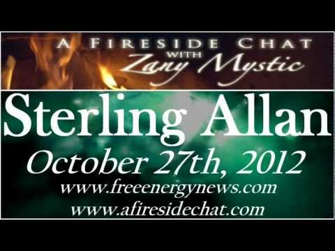 Sterling Allan on A Fireside Chat - Pure Energy Systems - October 27th, 2012