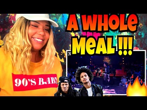 Les Twins Judge Demo | Red Bull BC One Camp USA | Reaction