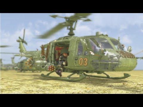 Cannon Fodder 3 и Миссия 7 Угроза демократии, военный экшен про солдатиков видео games игра кенон - Продолжительность: 15:09